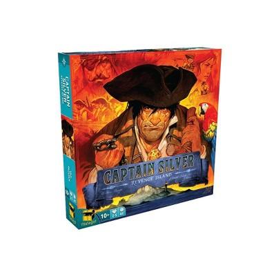 Treasure Island: Captain Silver - Revenge Island Game