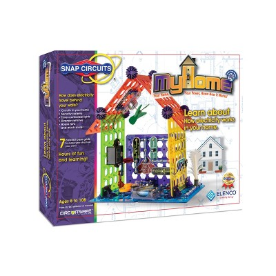 Snap Circuits My Home Science Kit