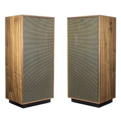"""Klipsch Forte IV Heritage Series 3-Way 12"""" Horn-Loaded Loudspeakers - Pair"""