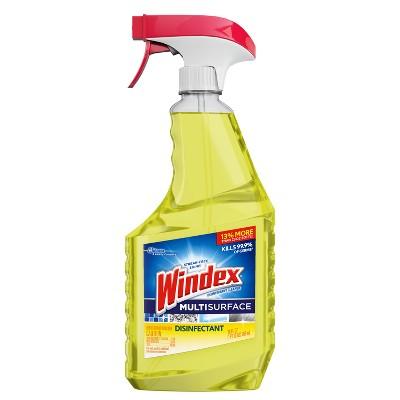 Windex Original Yellow MultiSurface Cleaner - 26oz