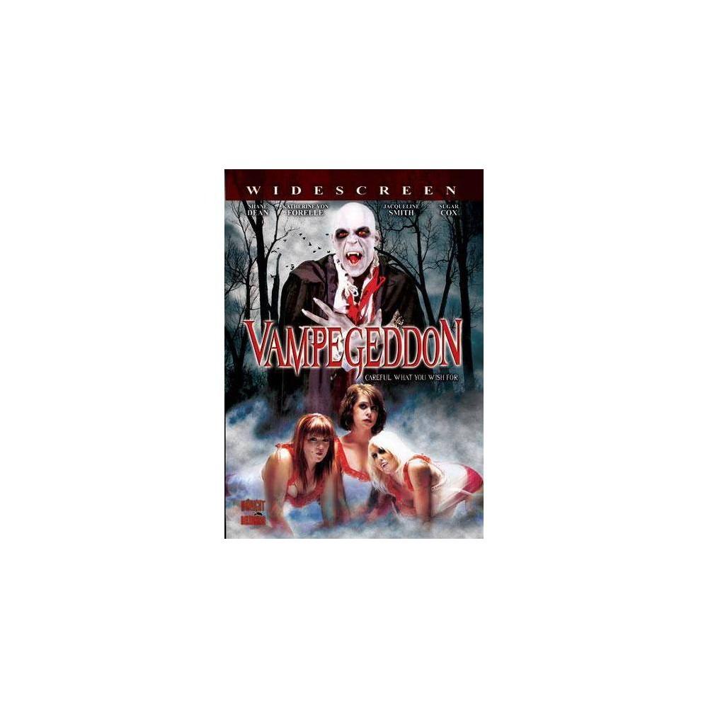 Vampegeddon Dvd 2010