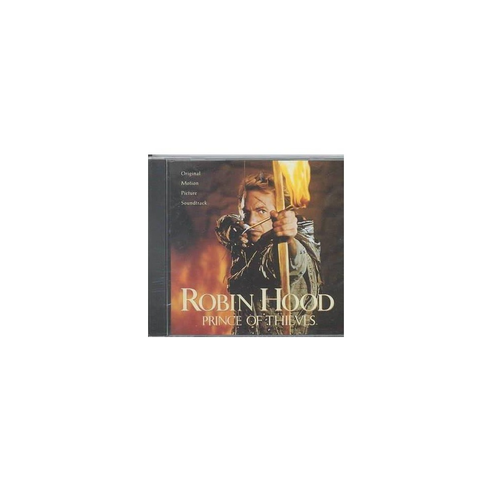 Various Artists Robin Hood Prince Of Thieves Original Motion Picture Soundtrack Cd