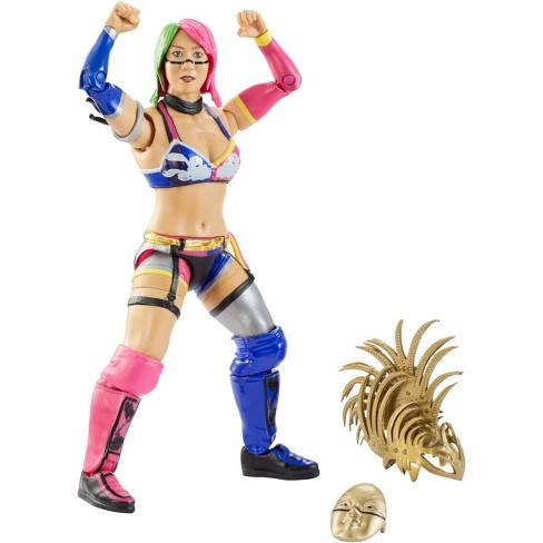 WWE Network Elite Asuka Figure - image 1 of 4
