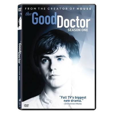 The Good Doctor (2017) Season One (DVD)