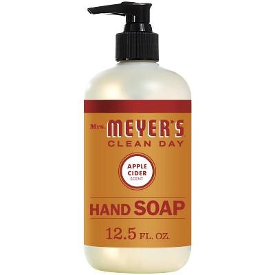 Mrs. Meyer's Apple Cider Hand Soap - 12.5oz