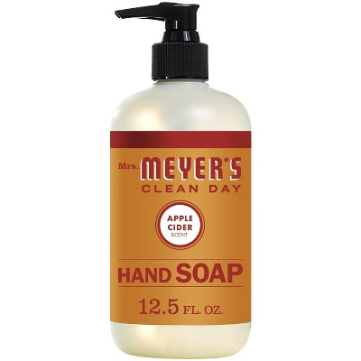 Mrs. Meyer's Clean Day Liquid Hand Soap - Apple Cider - 12.5oz