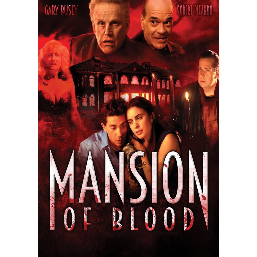 Mansion of blood (Dvd), Movies
