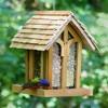 "12"" Mountain Chapel Wild Bird Wood Feeder - Perky-Pet - image 4 of 4"