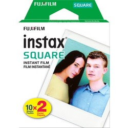 Fujifilm Instax Square Twin Pack Film