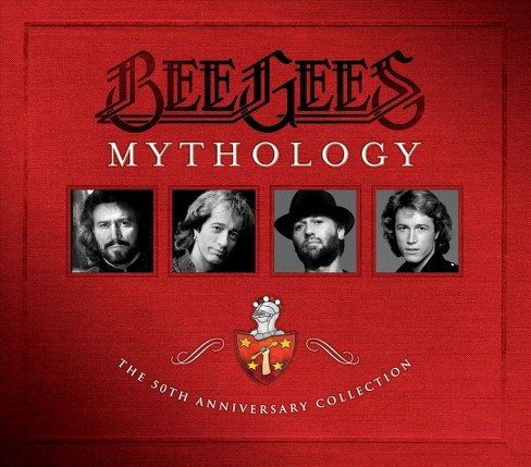 Bee gees - Mythology (Reformat) (CD) - image 1 of 1