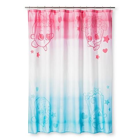 ShopkinsR Shower Curtain Target
