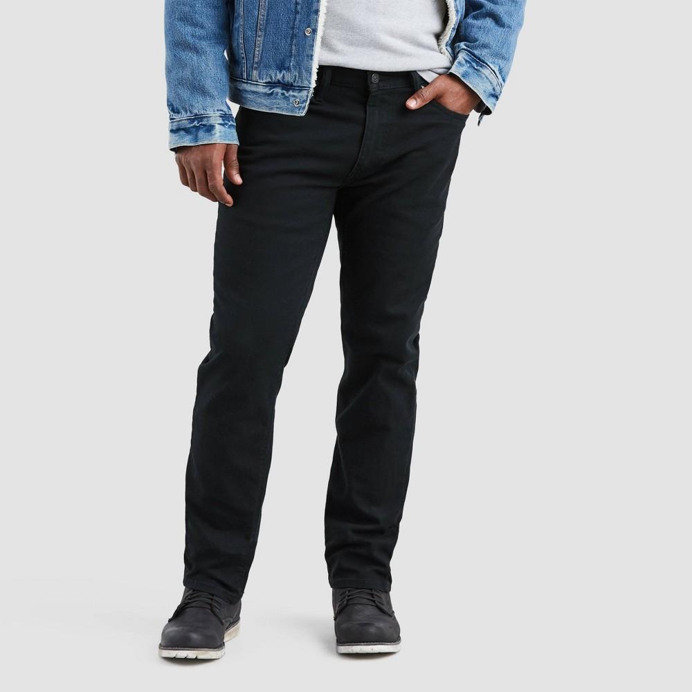 Levi 39 S 174 Men 39 S 541 8482 Athletic Fit Taper Jeans Jet 36x30