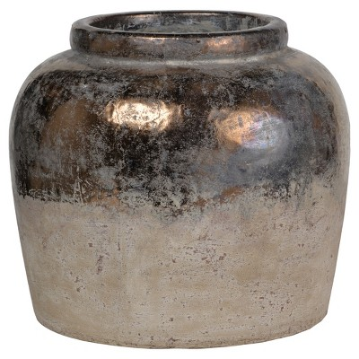 """Ceramic Vase (11"""") - A&B Home"""