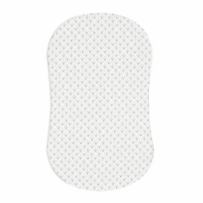 HALO Innovations Bassinest 100% Cotton Sheet - Plume