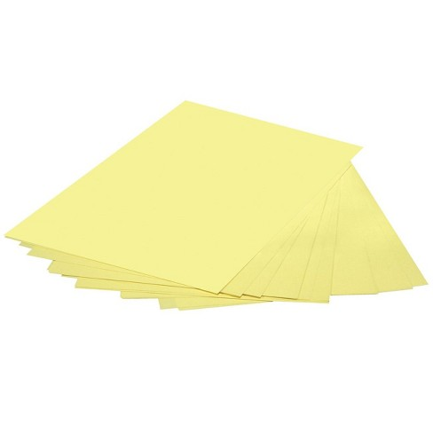 Earthchoice Multi-Purpose Paper, 20 lb, 8-1/2 x 11 Inches, Yellow, pk of 500 - image 1 of 1