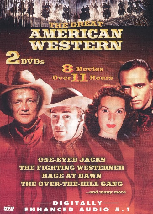 Great american western vol 11 (DVD) - image 1 of 1