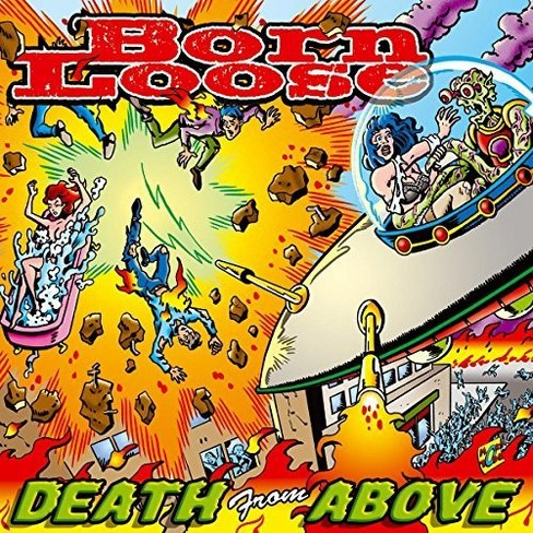 Born Loose - Death From Above (Vinyl) - image 1 of 1
