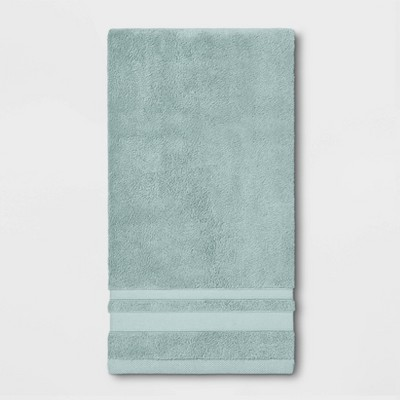 Performance Bath Sheet Aqua - Threshold™