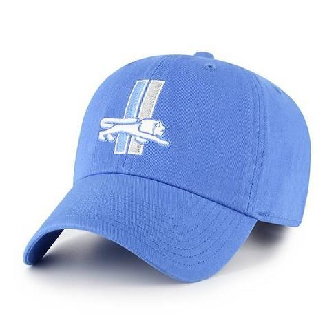 super popular 994ef ee3ab NFL Detroit Lions Vintage Clean Up Hat