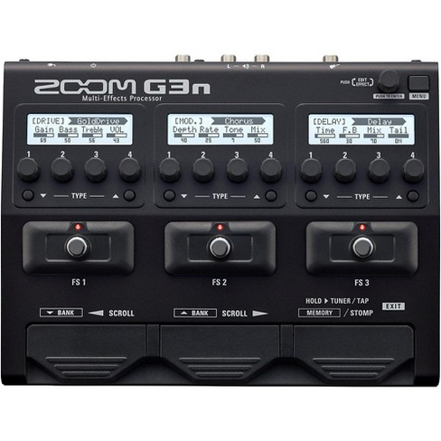 Zoom G3n Guitar Multi-Effects Processor - image 1 of 3