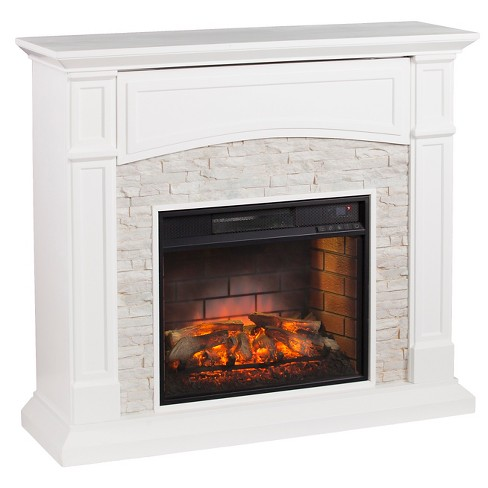 Salski Infrared Electric Fireplace - image 1 of 4