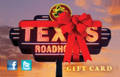 Texas Roadhouse $50 (Email Delivery)