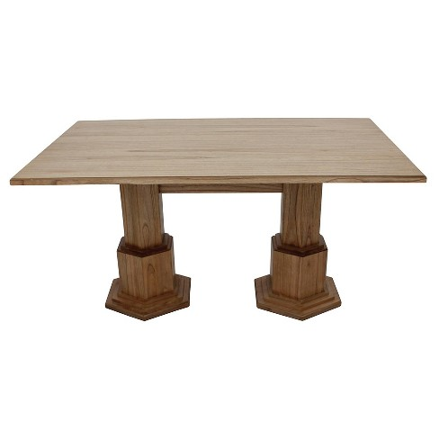 Rectangle Dining Table Nate Berkus Target - Oblong dining table with leaf
