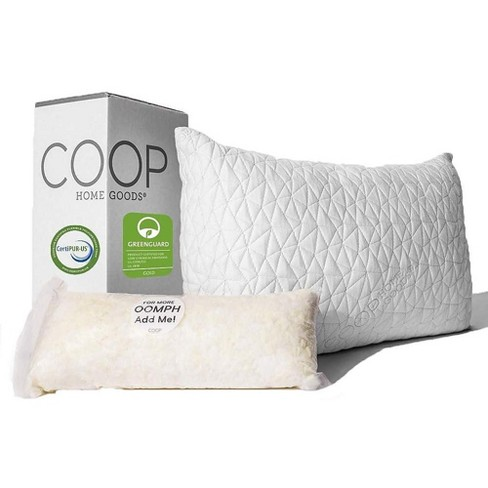 Coop Home Goods The Original - Adjustable Memory Foam Pillow - Greenguard Gold Certified - image 1 of 3