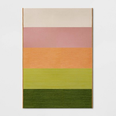 7' x 10' Colorblock Outdoor Rug - Project 62™