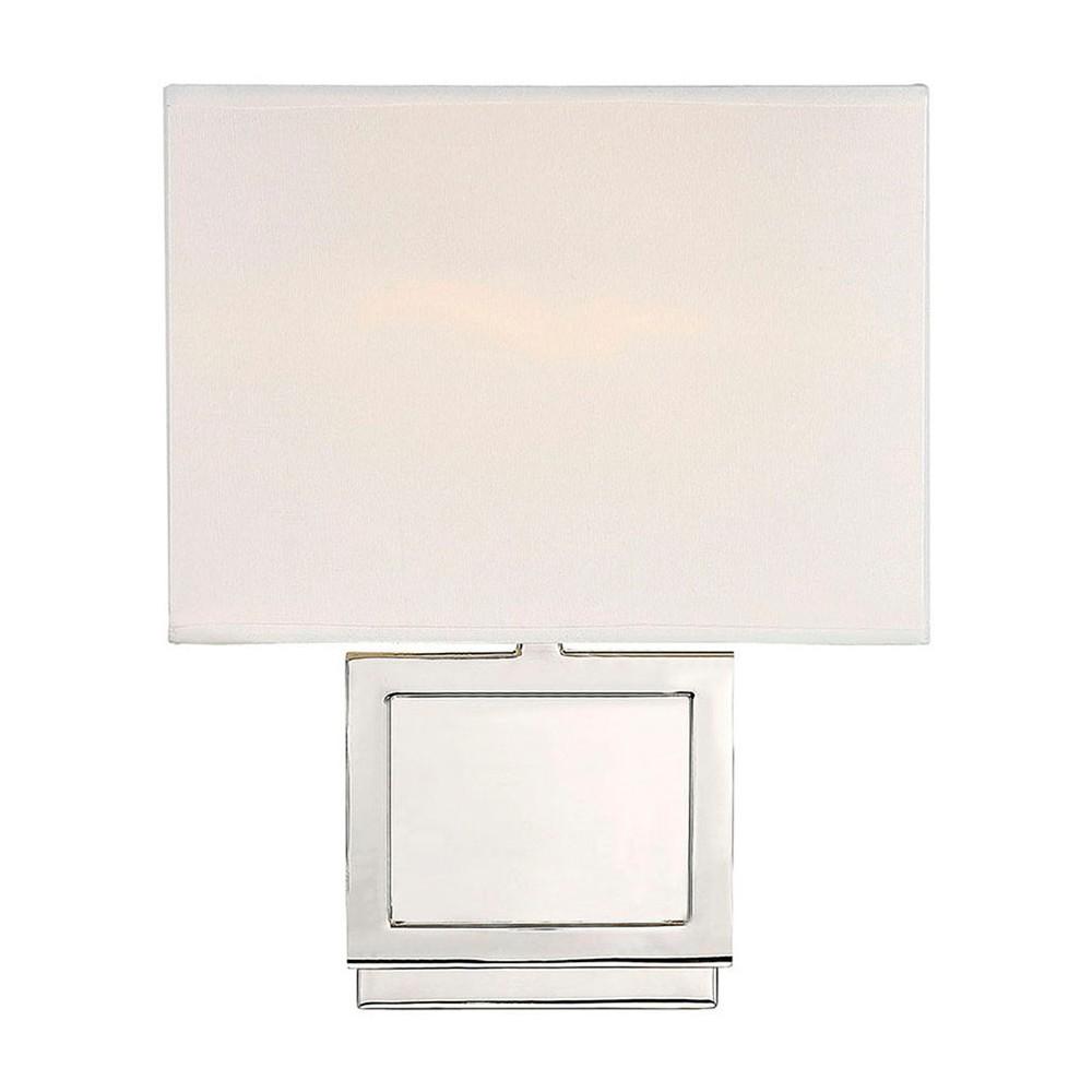 Wall Lights Polished Nickel Sconce - Z-Lite, Brushed Nickel