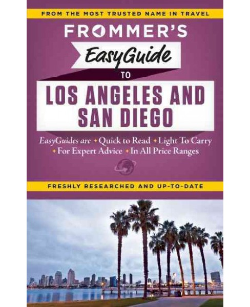 Frommer's Easyguide to Los Angeles and San Diego (Paperback) (Christine Delsol & Maribeth Mellin) - image 1 of 1