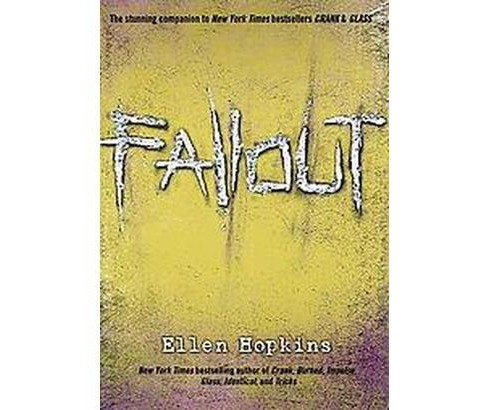 Fallout (Hardcover) by Ellen Hopkins - image 1 of 1
