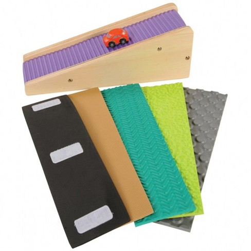 """Kaplan Early Learning Ramptastic  - 4 1/2""""H x 4 1/2""""W x 12 1/2""""L - image 1 of 4"""