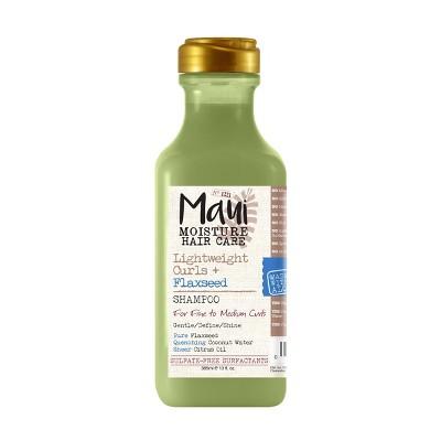 Maui Moisture Gentle & Lightweight Flaxseed Shampoo - 13 fl oz