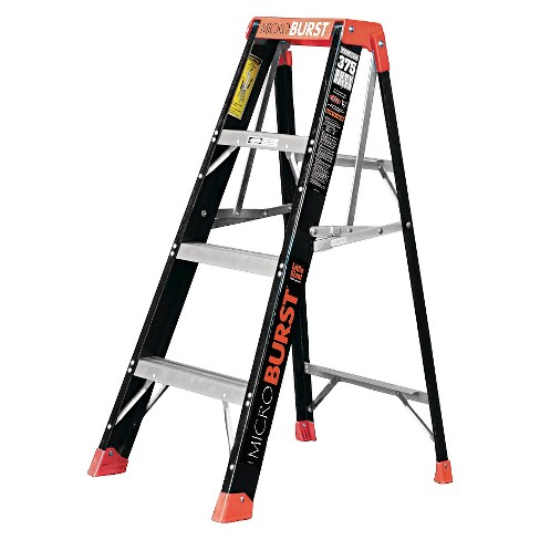 Little Giant Microburst 4' Fiberglass Stepladder Type 1AA - image 1 of 1