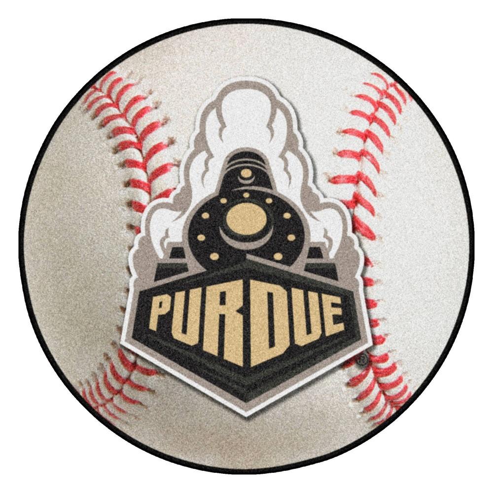 Ncaa 27 Baseball Mat Purdue Boilermakers