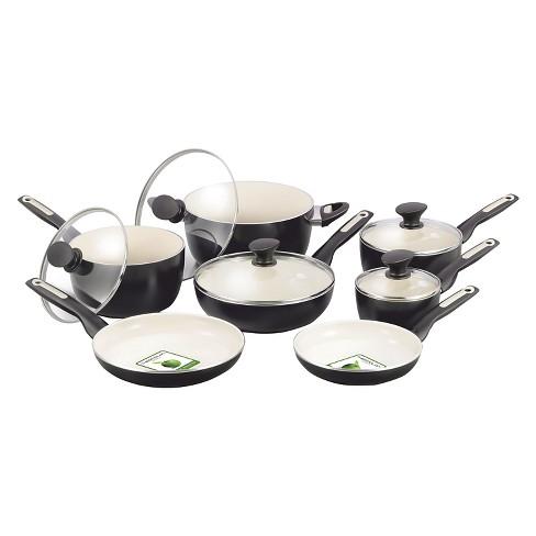 GreenPan Rio 12pc Cookware Set - image 1 of 6