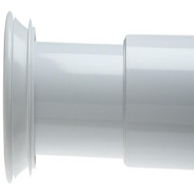 Carnation Home Fashions Steel Shower Curtain Tension Rod