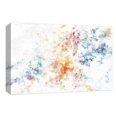 Watercolor Rainbow Decorative Wall Art - PTM Images