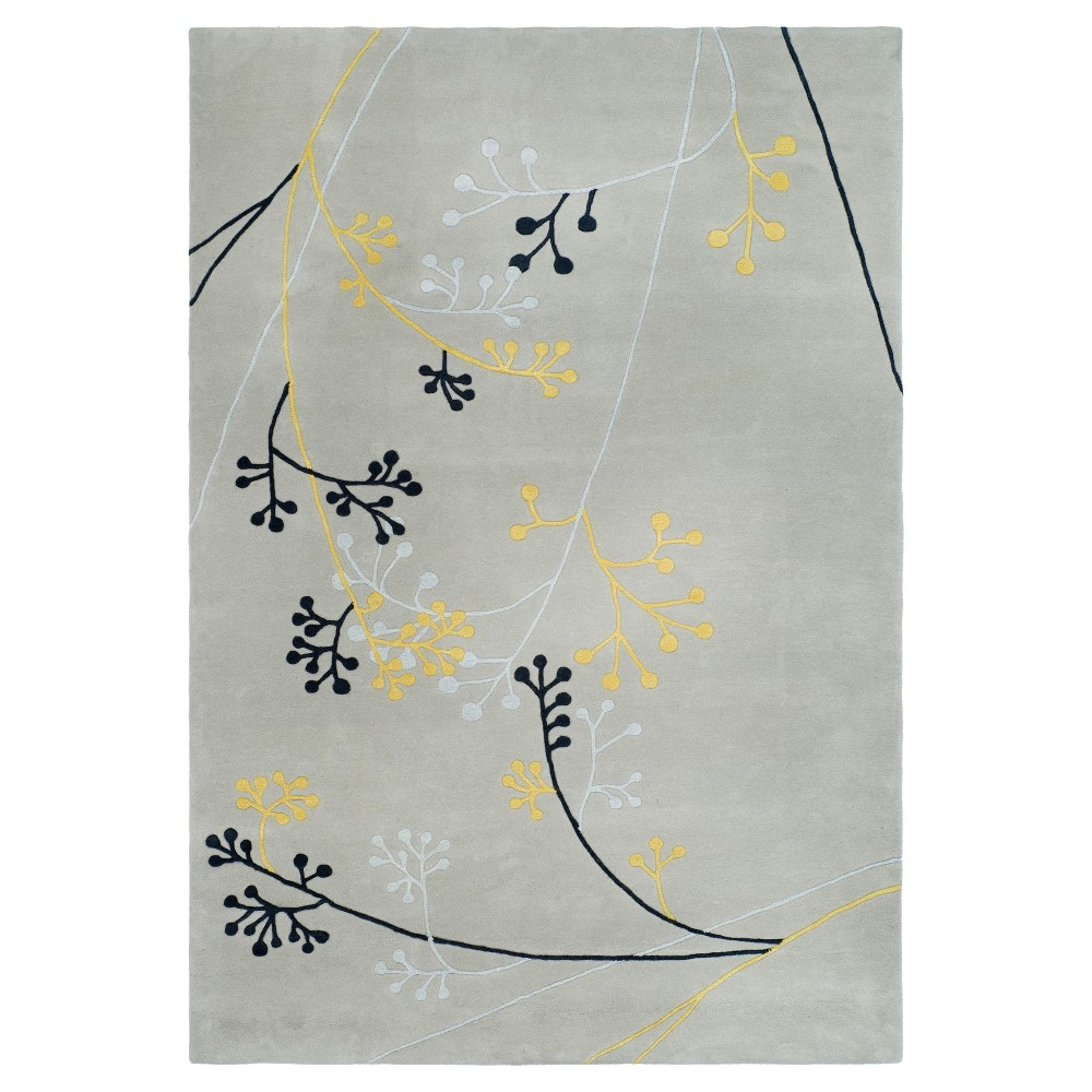 Walsall Area Rug - Gray (5' X 8' ) - Safavieh