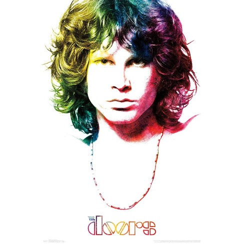"34""x23"" The Doors Morrison Unframed Wall Poster Print - Trends International - image 1 of 2"