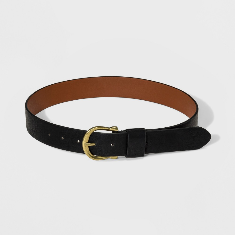 Women's Loop Belt - Universal Thread Black S