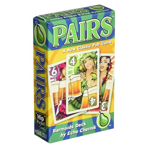 Pairs Barmaids Deck Card Game - image 1 of 1