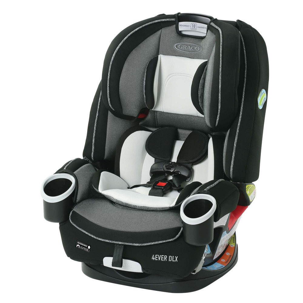 Image of Graco 4Ever DLX 4-in-1 Convertible Car Seat - Fairmont