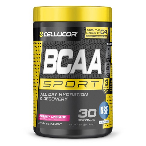 Cellucor BCAA Sport - Cherry Limeade - 11.6oz - image 1 of 3