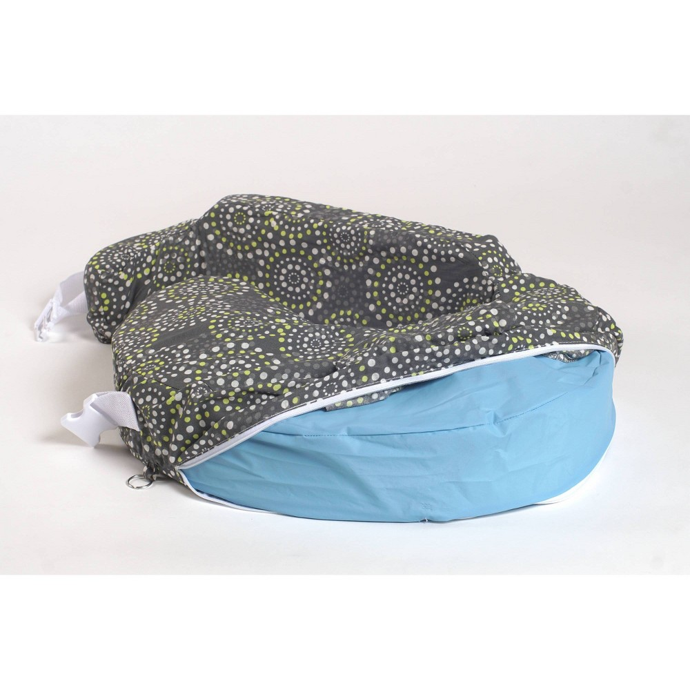 Image of My Brest Friend Original Core Waterproof Pillow Cover, Blue