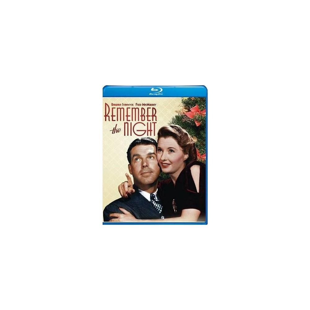 Remember The Night (Blu-ray)