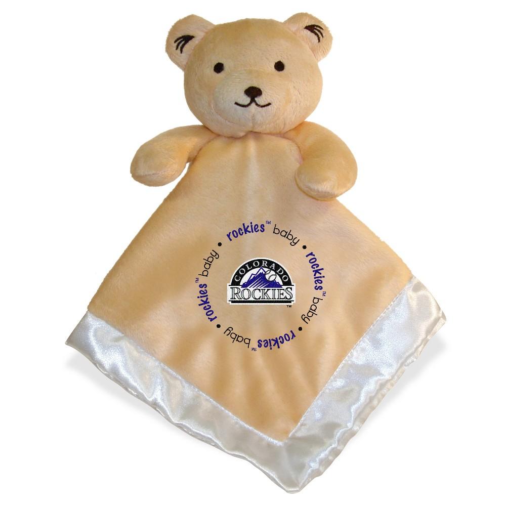 MLB Baby Fanatic Snuggle Bear -Colorado Rockies, Colorado Rockies