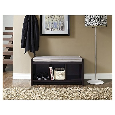 Hendland Entryway Storage Bench With Cushion - Room & Joy : Target