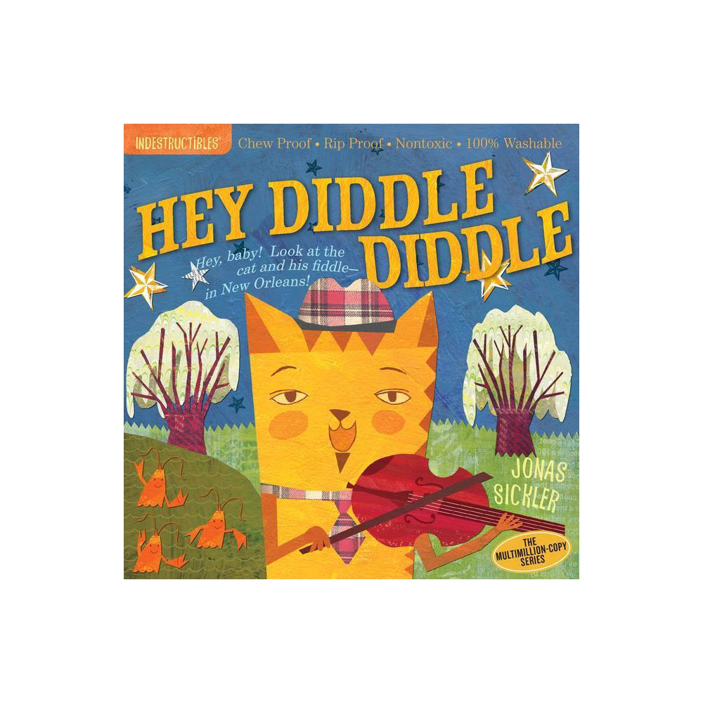 Indestructibles Hey Diddle Diddle Paperback